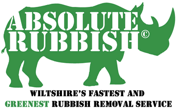 Absolute Rubbish Logo - Skip Hire Swindon | CHEAPER ALTERNATIVE | Absolute Rubbish Skip Hire Swindon