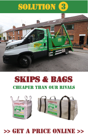 Waste Disposal/Clearance Chippenham | House/Garden Clearance | Fridge/Freezer Disposal/Recycling | Absolute Rubbish Chippenham
